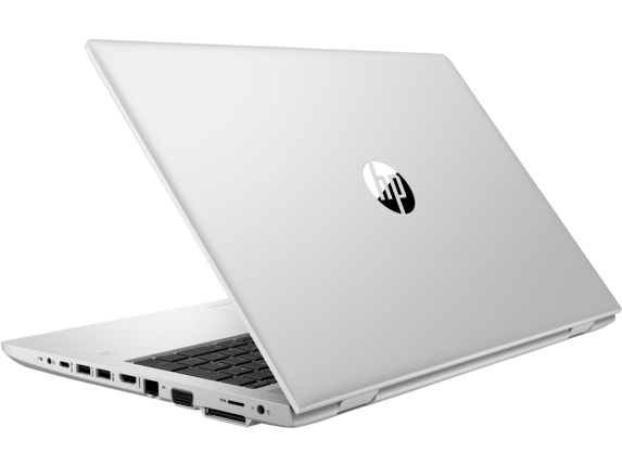 HP ProBook 650 G5 Notebook PC - Customizable - Left rear