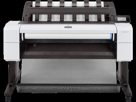HP DesignJet T1600 36-in PostScript Printer
