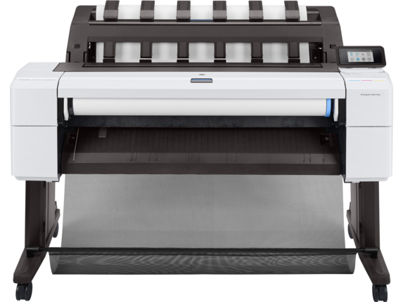HP DesignJet T1600 36-in PostScript Printer - Center