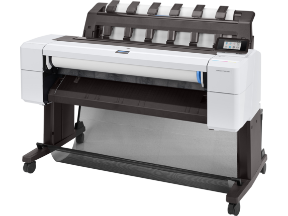 HP DesignJet T1600 36-in PostScript Printer - Left