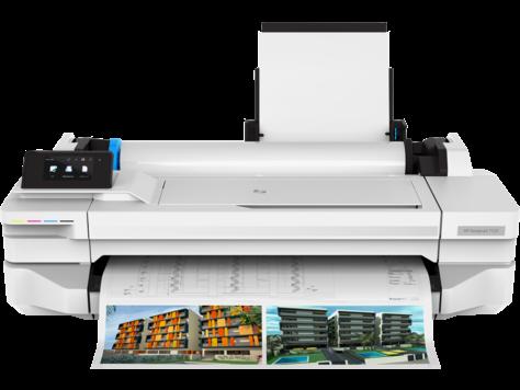 Tiskárna HP DesignJet T125 24palců