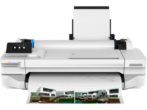 HP DesignJet T100 Printer series
