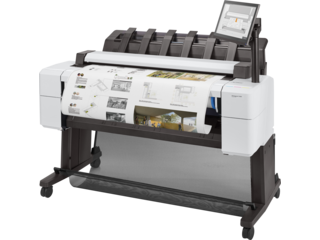 HP DesignJet T2600 36-in PostScript Multifunction Printer