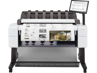 HP DesignJet T2600dr 36-in PostScript Multifunction Printer