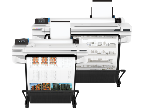 HP DesignJet T500-skrivarserien