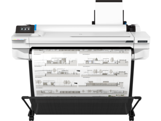 HP DesignJet T530 36-in Printer