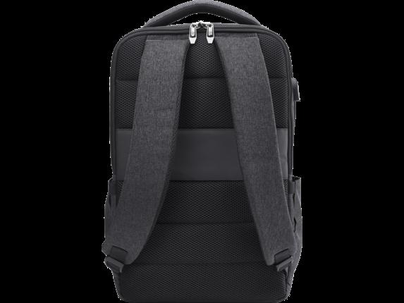 HP Executive 17.3 Backpack - Rear