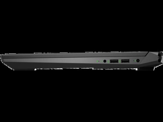 HP Pavilion Gaming - 15-dk0030nr - Left profile closed