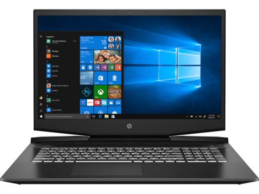 HP Pavilion Gaming Laptop - 17t