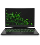 HP Pavilion 17.3 inch Gaming Laptop PC 17-cd2000