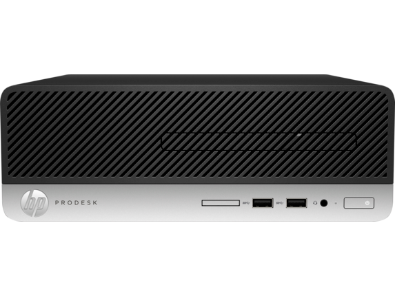 HP ProDesk 400 G6 Small Form Factor PC - Center