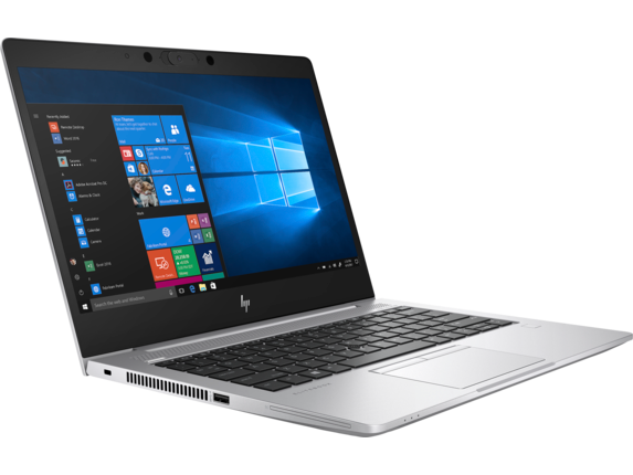 HP Elitebook 735 G6 Notebook PC - Customizable - Right