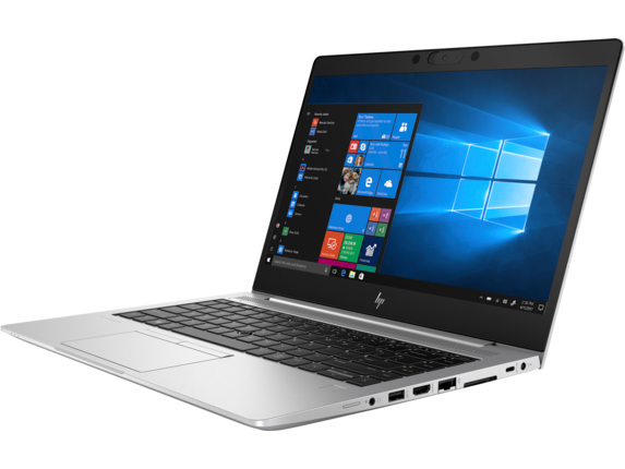 HP Elitebook 745 G6 Notebook PC - Customizable - Left