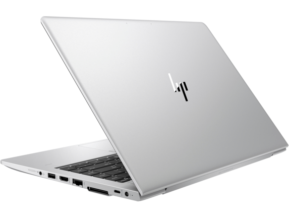 HP Elitebook 745 G6 Notebook PC - Customizable - Left rear