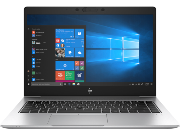 HP Elitebook 745 G6 Notebook PC - Customizable - Center