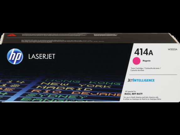 HP 414A Magenta Original LaserJet Toner Cartridge