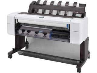 HP DesignJet T1600dr 36-in PostScript Printer