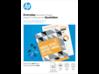 HP Laser Glossy Brochure Paper 120 gsm-150 sht/Letter 8.5 x 11 in