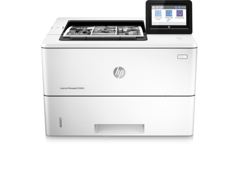 Serie stampanti HP LaserJet Managed E50045