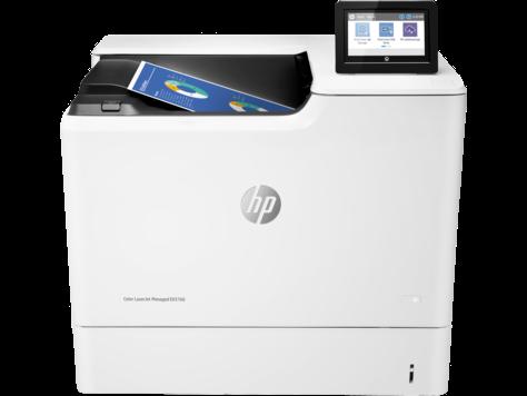 HP Color LaserJet Managed E65160 series
