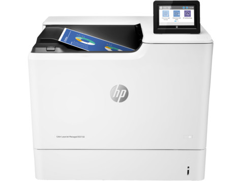 HP Color serie LaserJet Managed E65150
