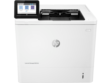 HP LaserJet Managed serie E60165
