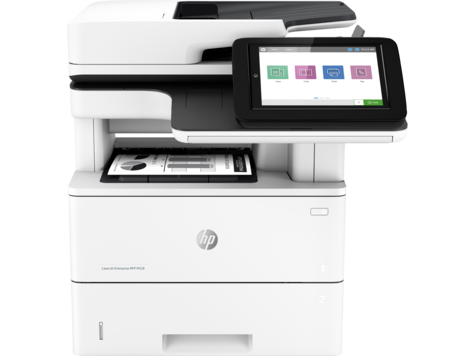 Серия МФУ HP LaserJet Enterprise M528