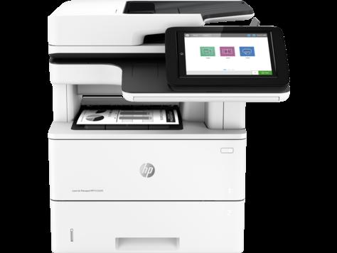 HP LaserJet Managed MFP E52645 series