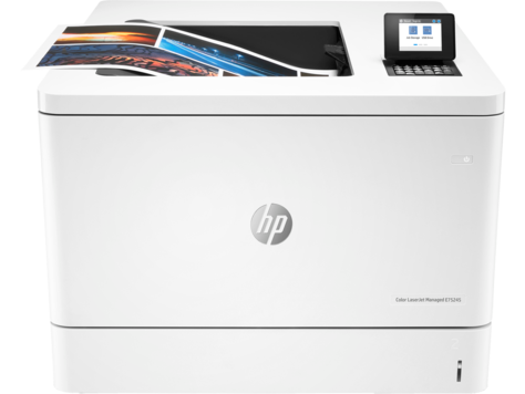 HP Color LaserJet Managed E75245 Printer series