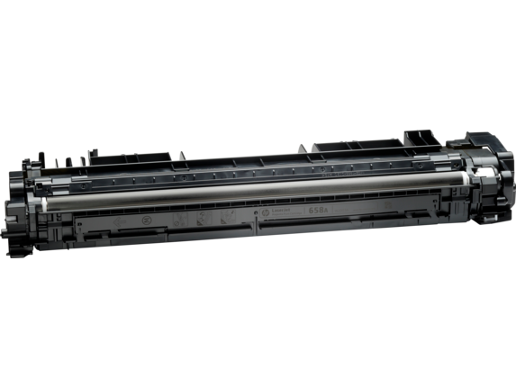 HP 658A Magenta Original LaserJet Toner Cartridge - Right