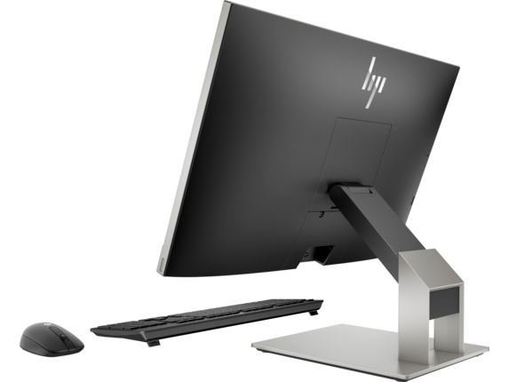 HP EliteOne 800 G5 23.8-inch All-in-One - Left rear