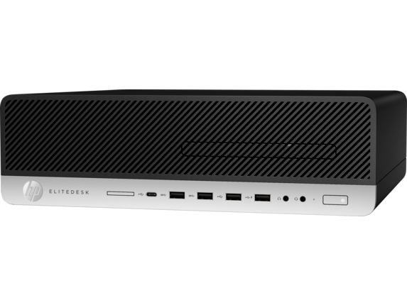 HP EliteDesk 800 G5 Small Form Factor PC - Left |https://ssl-product-images.www8-hp.com/digmedialib/prodimg/lowres/c06402155.png