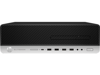 HP EliteDesk 800 G5 Small Form Factor PC - Customizable