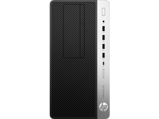 HP ProDesk 600 G5 Microtower PC - Customizable