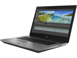 HP ZBook 17 G6 Mobile Workstation - Customizable