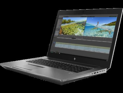 Φορητός σταθμός εργασίας HP ZBook 17 G6
