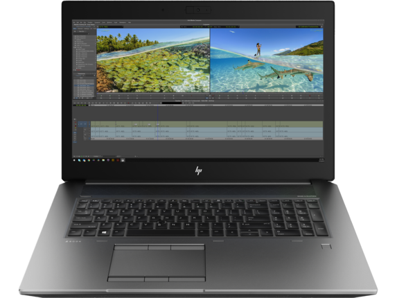 HP ZBook 17 G6 Mobile Workstation - Customizable - Center |Turbo Silver