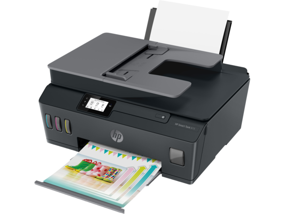 Imprimanta multifunctionala HP Smart Tank 615