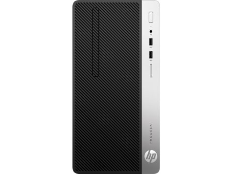 HP ProDesk 400 G6-Microtower-PC