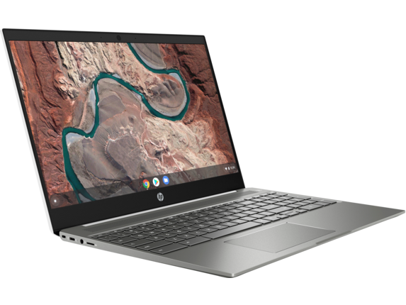 HP Chromebook - 15t-de000 touch - Right