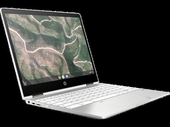 HP Chromebook x360 - 12b-ca0010nr - Right