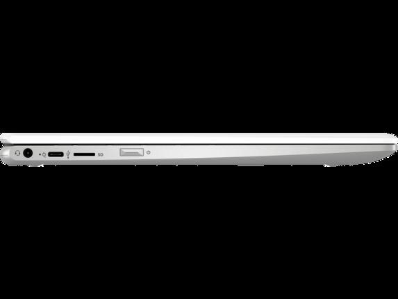 HP Chromebook x360 - 12b-ca0010nr - Right profile closed