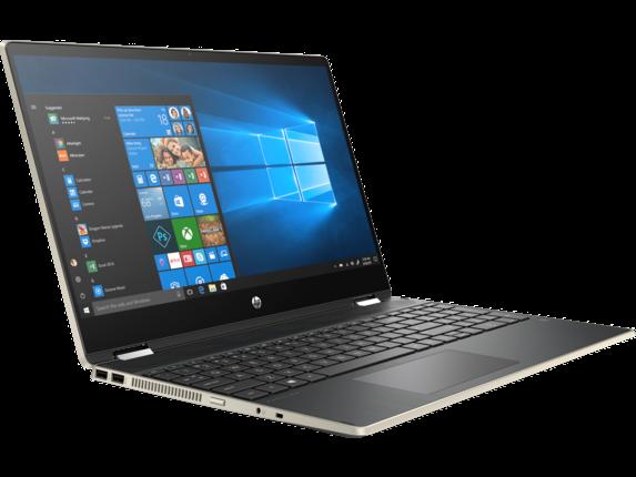 HP Pavilion x360 Laptop - 15t touch - Right