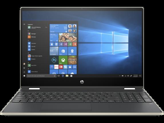 HP Pavilion x360 Laptop - 15t touch - Center