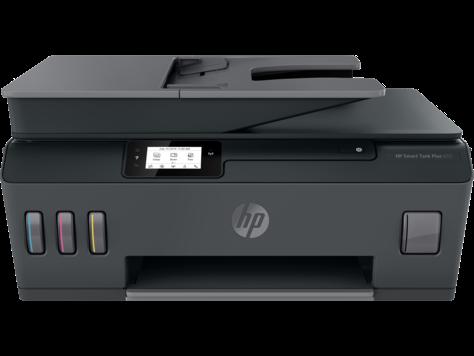 HP Smart-Tank Plus 655-Drucker