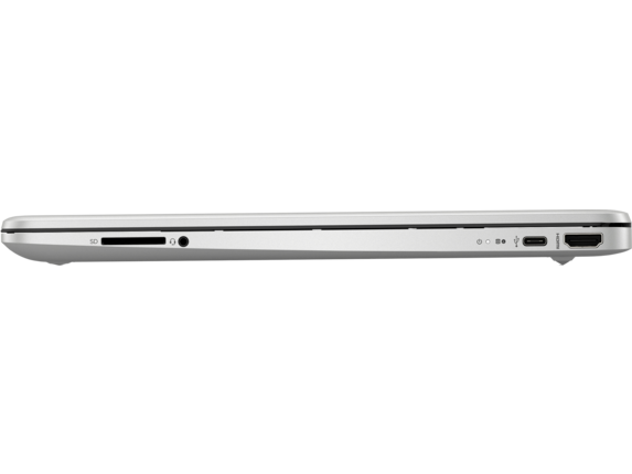 HP Laptop - 15t - Left profile closed
