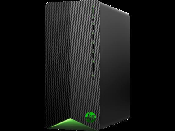 HP Pavilion Gaming Desktop - TG01-0170m - Left