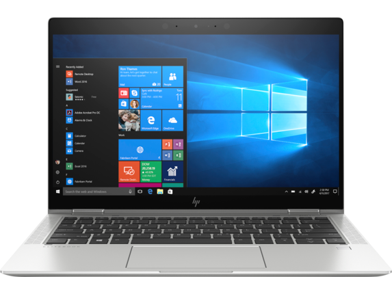 HP EliteBook x360 1030 G4 Notebook PC - Customizable - Center |https://ssl-product-images.www8-hp.com/digmedialib/prodimg/lowres/c06427091.png