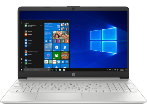 HP 15s-fq1000 Laptop PC (7BJ15AV)