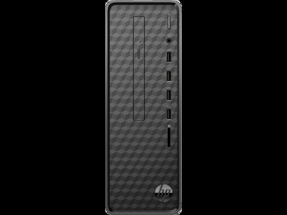 HP Slim S01-pF1048xt Desktop PC|Windows 10 Home 64|Intel® Core™ i5 10th Gen|256 GB SSD|Intel® UHD Graphics 630|16 GB DDR4|3UR16AA#ABA
